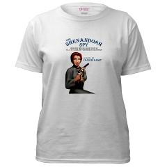 The Shenandoah Spy Woman's Tee $22.00